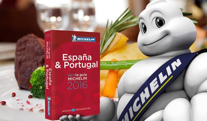 Guía Michelin España & Portugal 2016