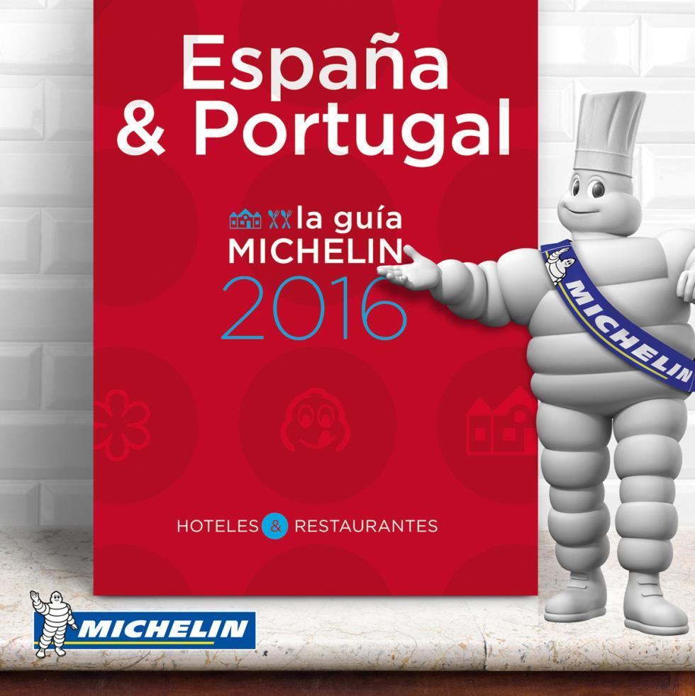Guía Michelin España & Portugal 2016 2