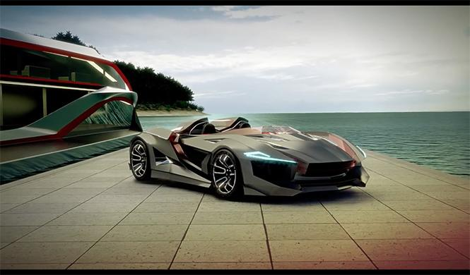 Kraken, el superyate inspirado en un superdeportivo 8