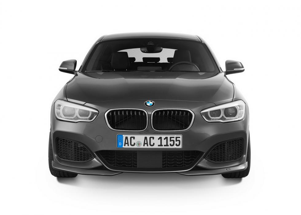BMW Serie 1 by AC Schnitzer frontal
