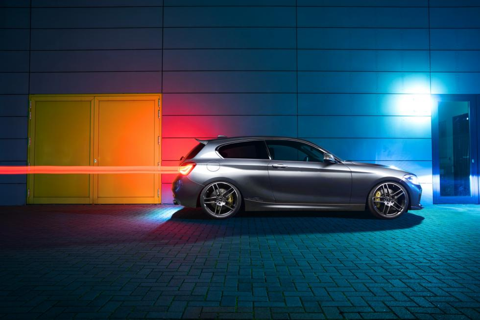 BMW Serie 1 by AC Schnitzer lateral