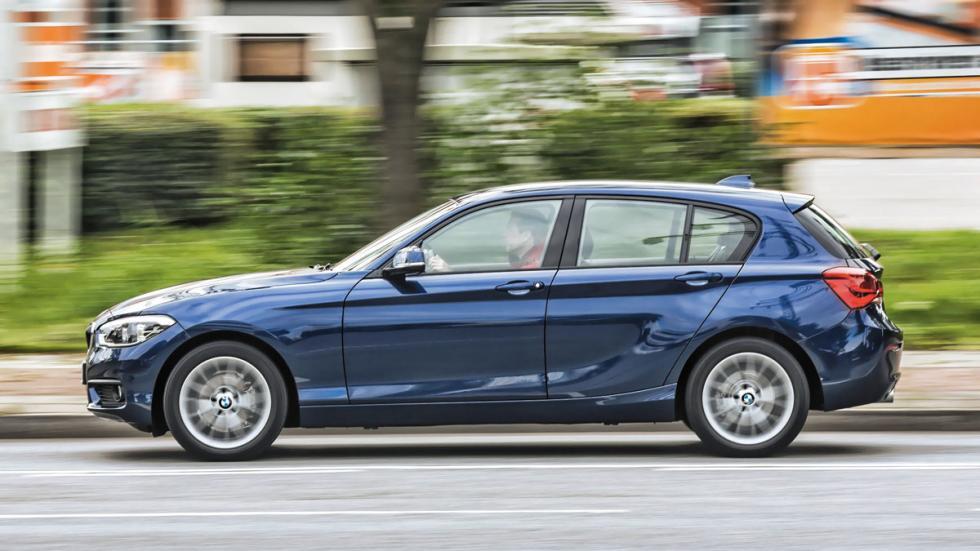 BMW 116i dinamica