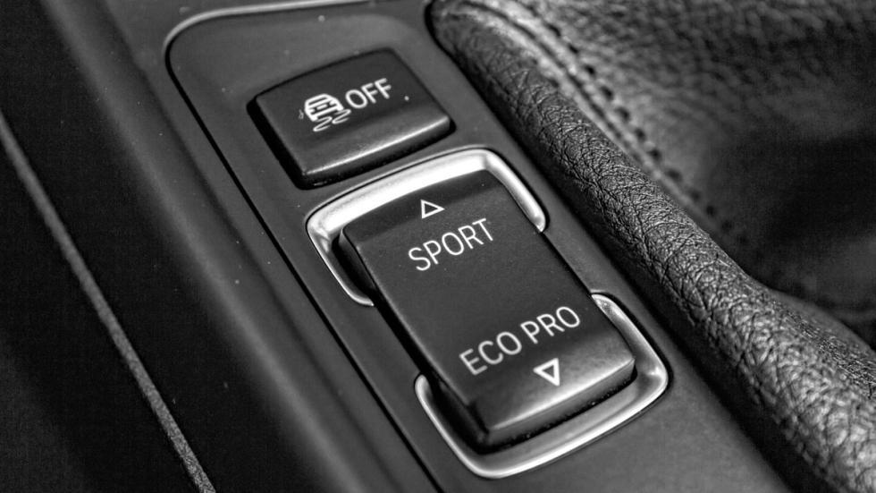BMW 116i botones