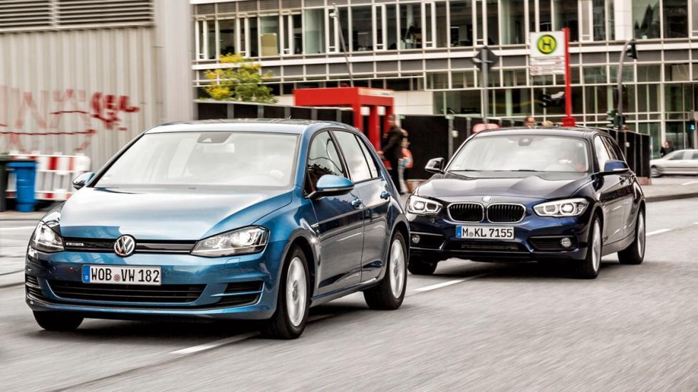 BMW 116i/Volkswagen Golf 1.0 TSI
