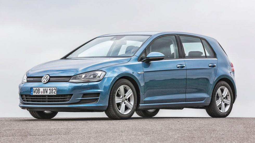Volkswagen Golf 1.0 TSI frontal