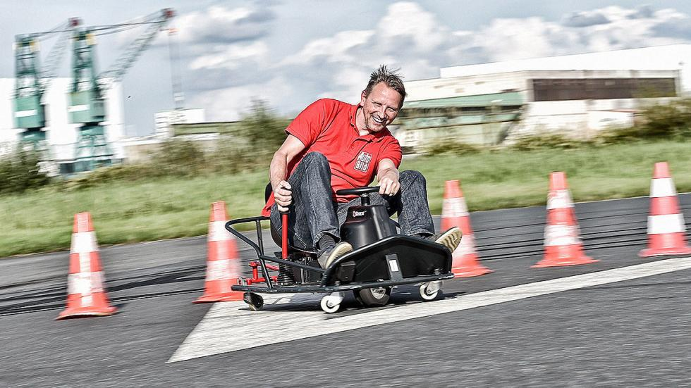 Razor Crazy Cart