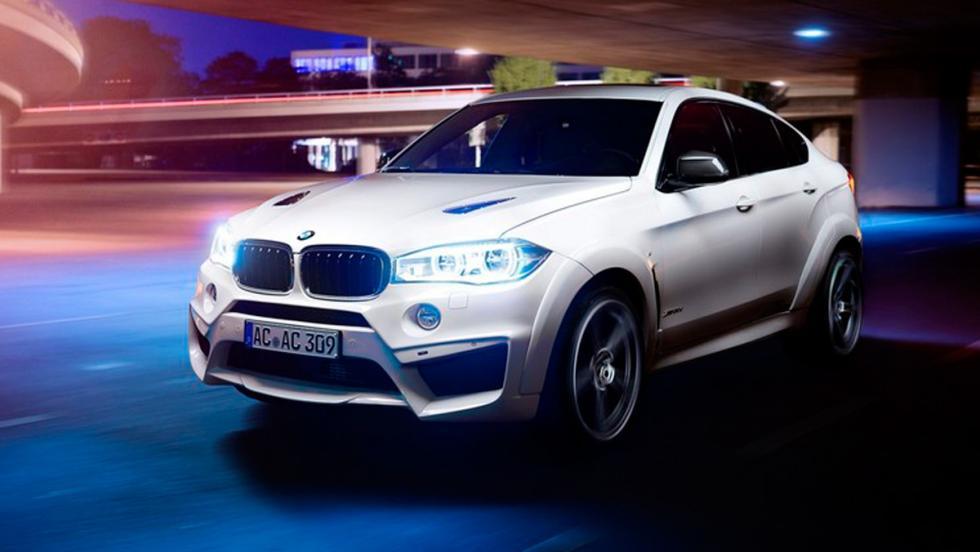 BMW X6 Falcon AC Schnitzer