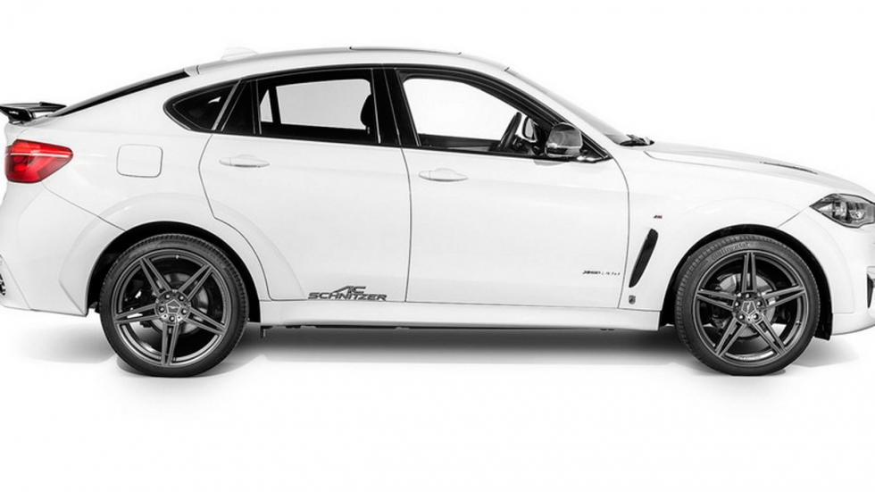 BMW X6 Falcon AC Schnitzer lateral