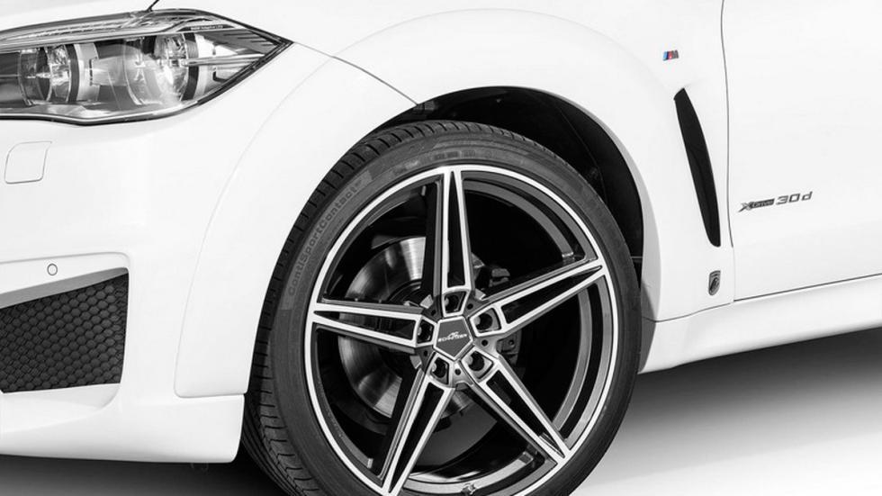 BMW X6 Falcon AC Schnitzer rueda