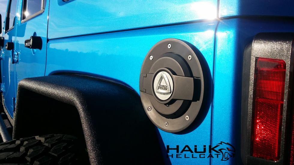 Jeep Wrangler Hellcat by Hauk: todas las fotos