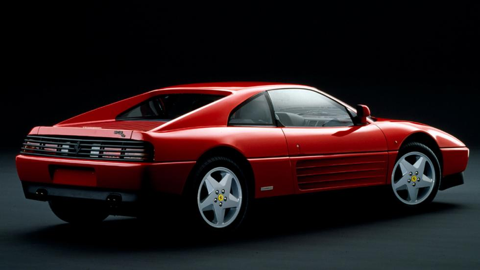 Ferrari 348 trasera