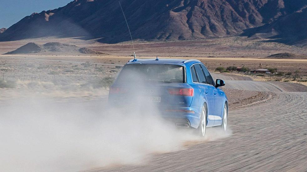 Prueba: Audi Q7 2015 zaga pista