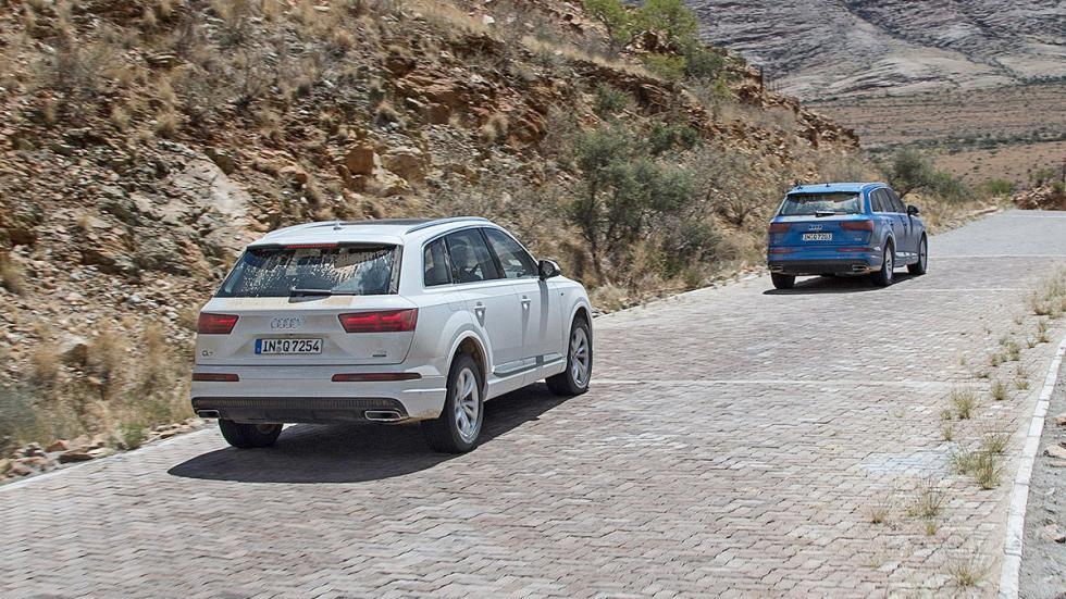 Prueba: Audi Q7 2015 zagas