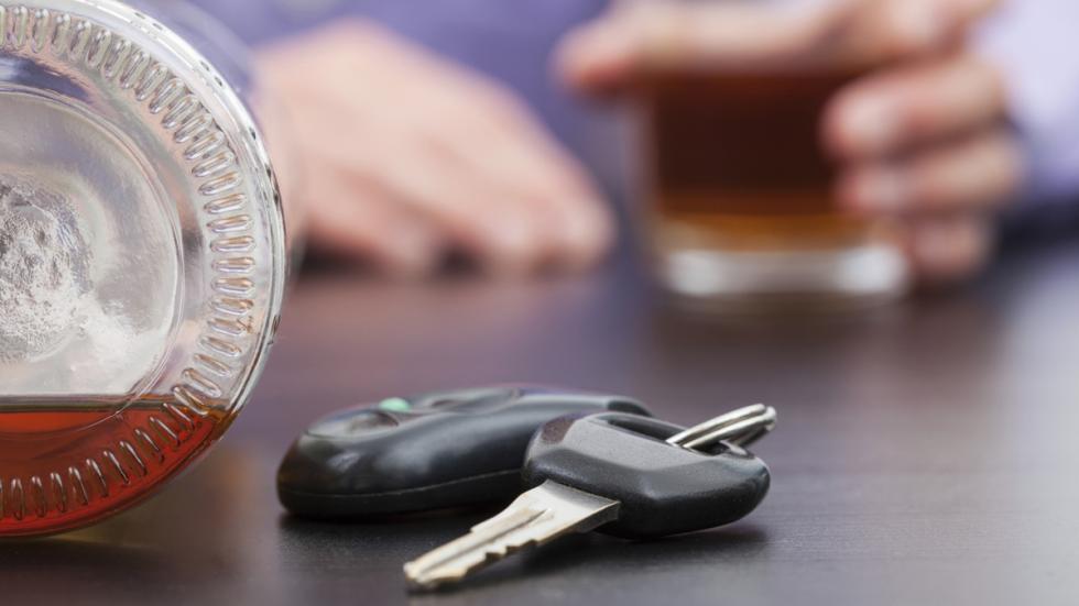mala combinación coche y alcohol