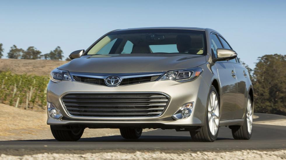 coches-menos-deprecian-estados-unidos-2015-toyota-avalon