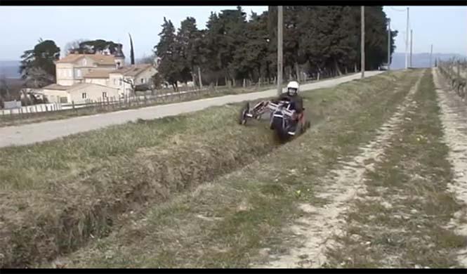Swincar E-Spider 3
