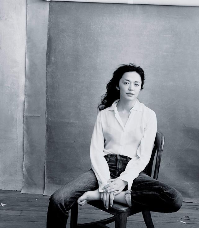 Yao Chen calendario pirelli 2016