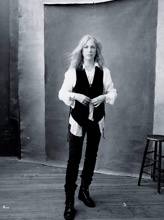 Patti Smith calendario pirelli 2016