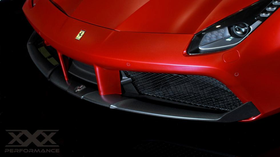 Ferrari 488 xxx performance frontal