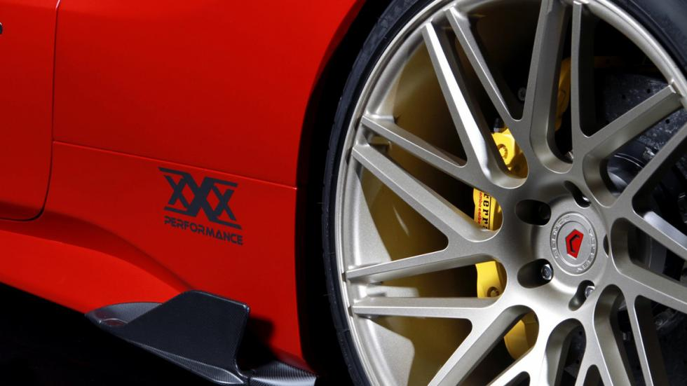Ferrari 488 xxx performance llantas forgiato