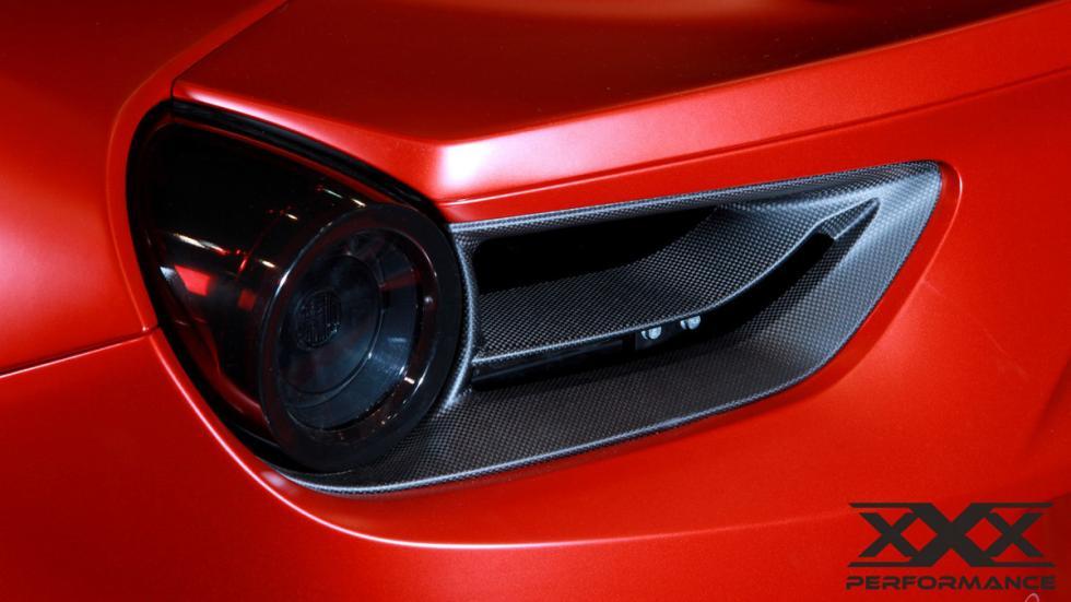Ferrari 488 xxx performance faros