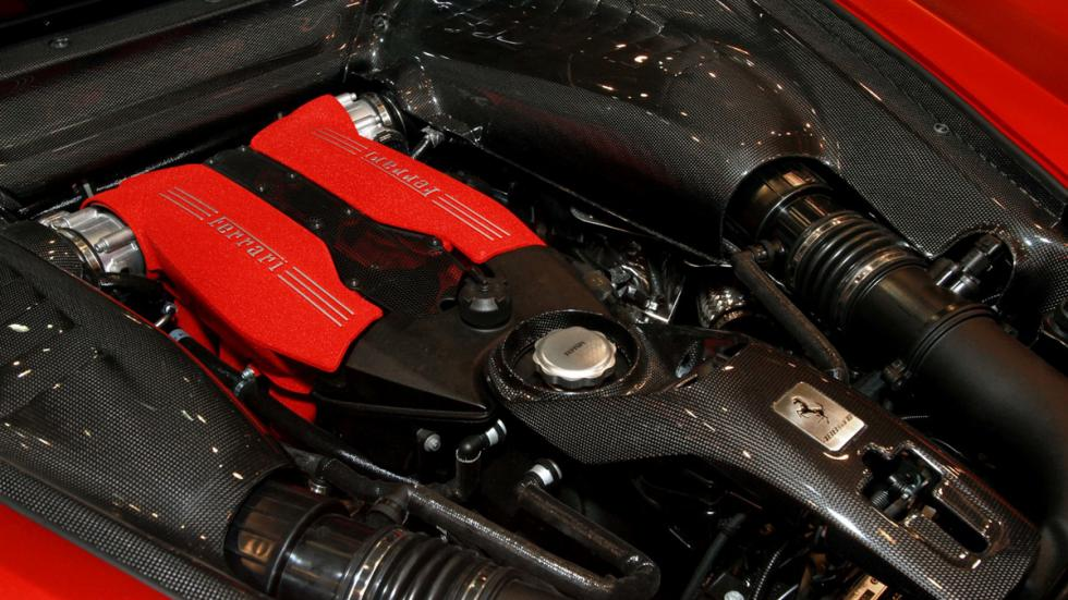 Ferrari 488 xxx performance motor