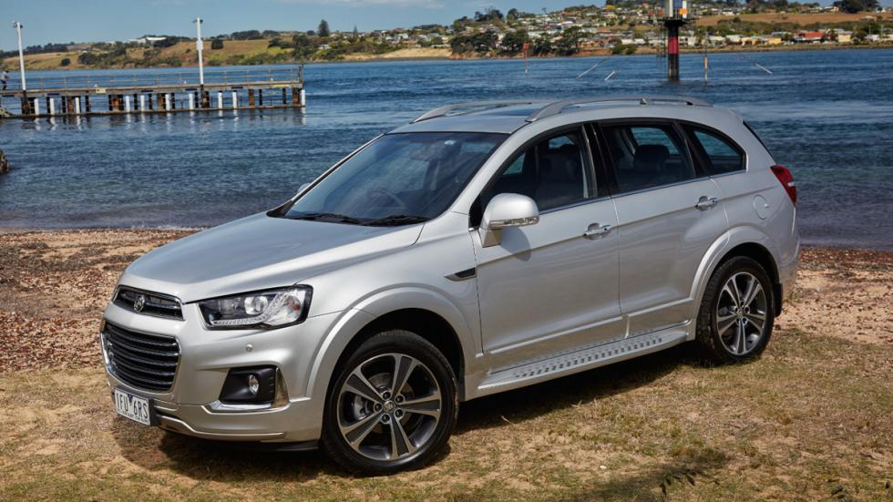 Holden Captiva 2016