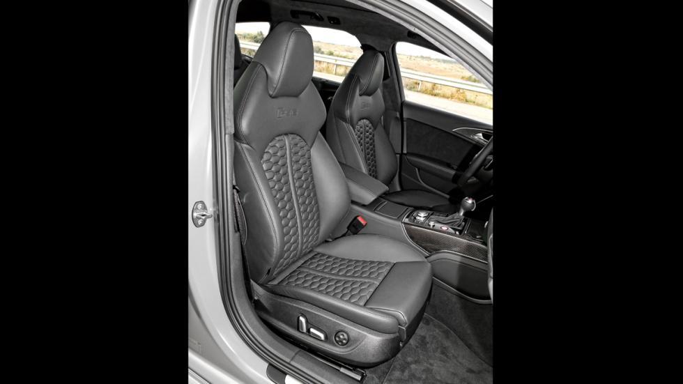Audi RS 6 Avant 2015