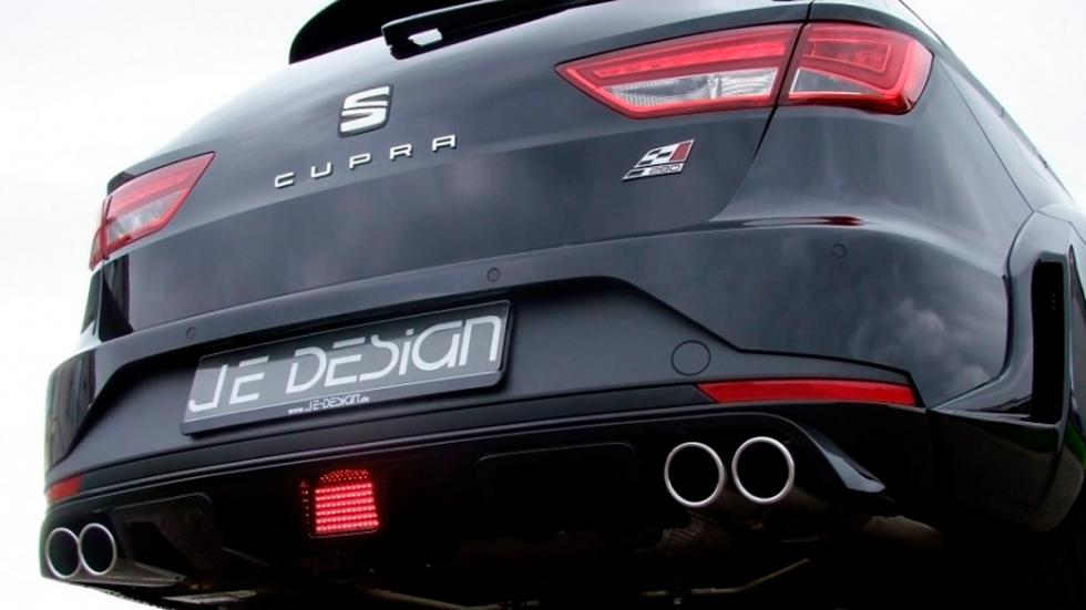 Seat León ST Je Design trasera