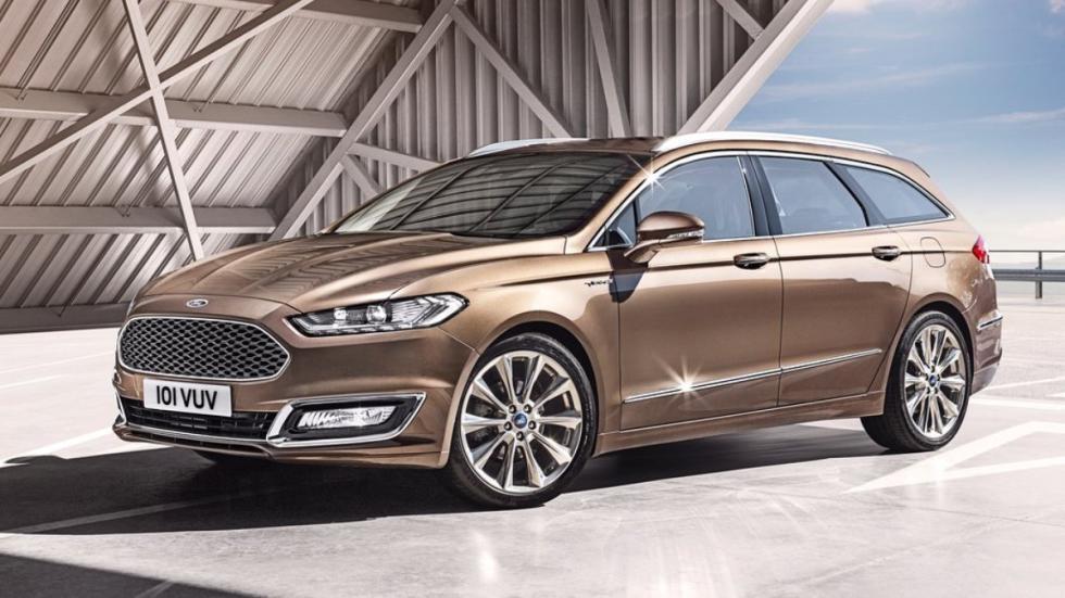 Ford Mondeo SportBreak Vignale