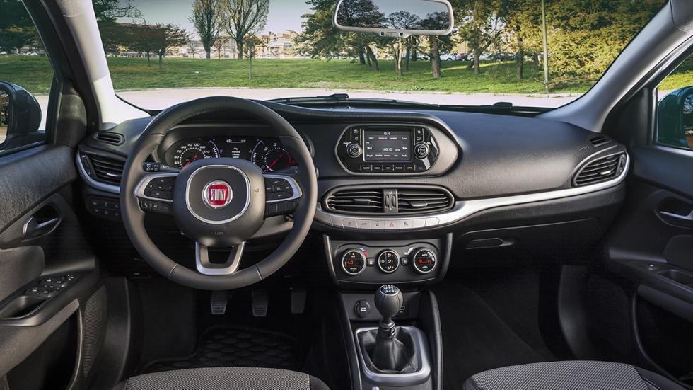 Nuevo Fiat Tipo interior