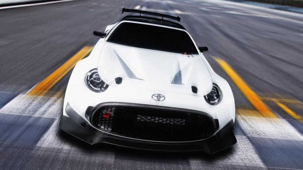 Toyota S-FR Racing Concept frontal
