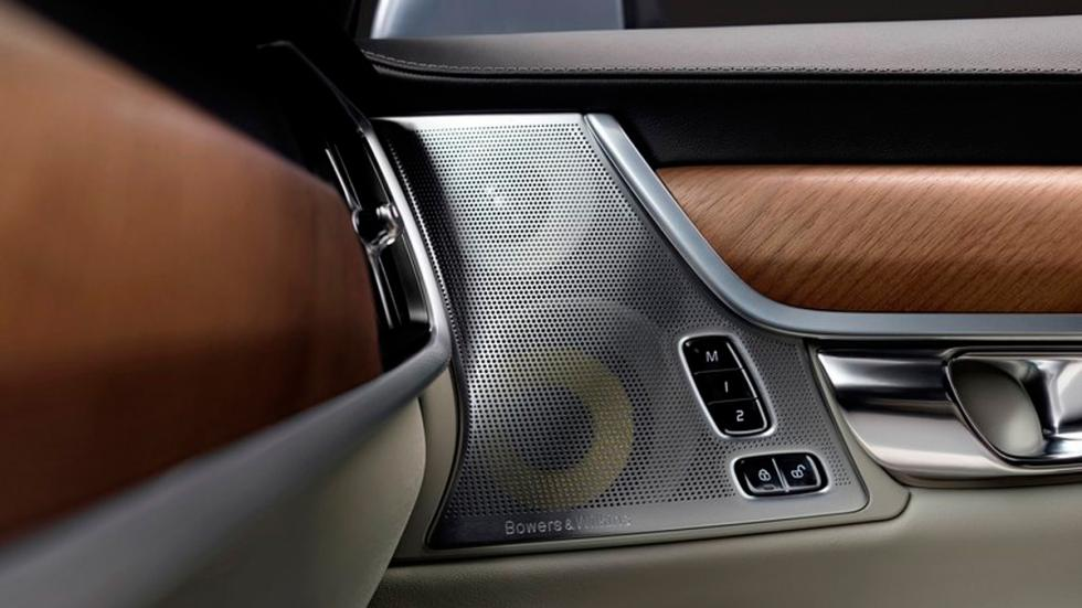 Volvo S90 puertas