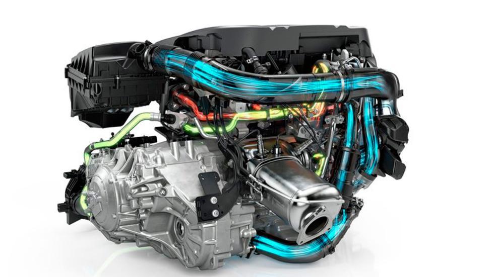 Volvo S90 motor