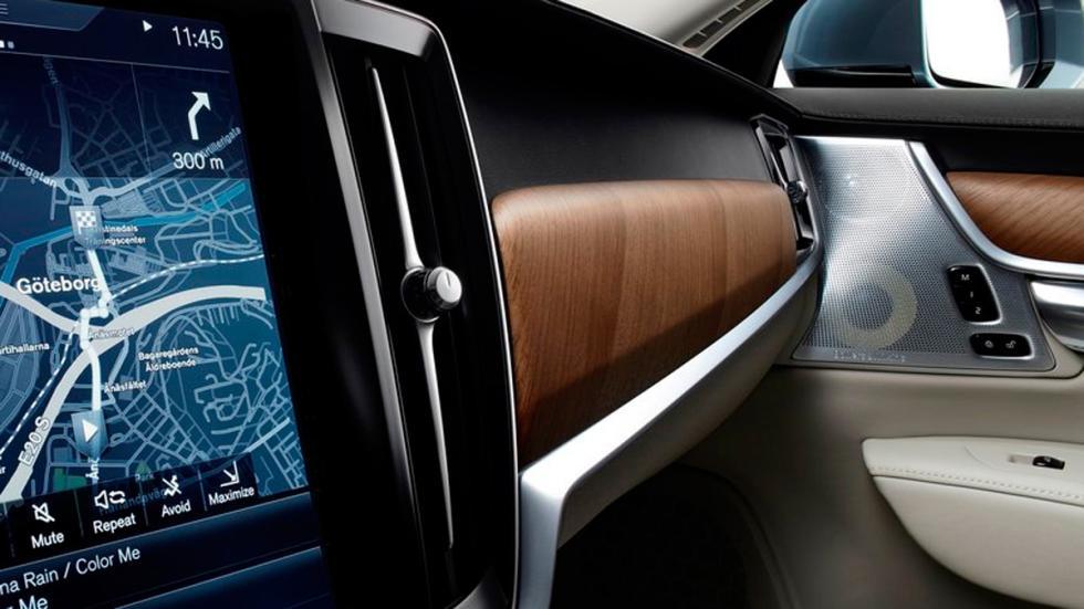 Volvo S90 navegador