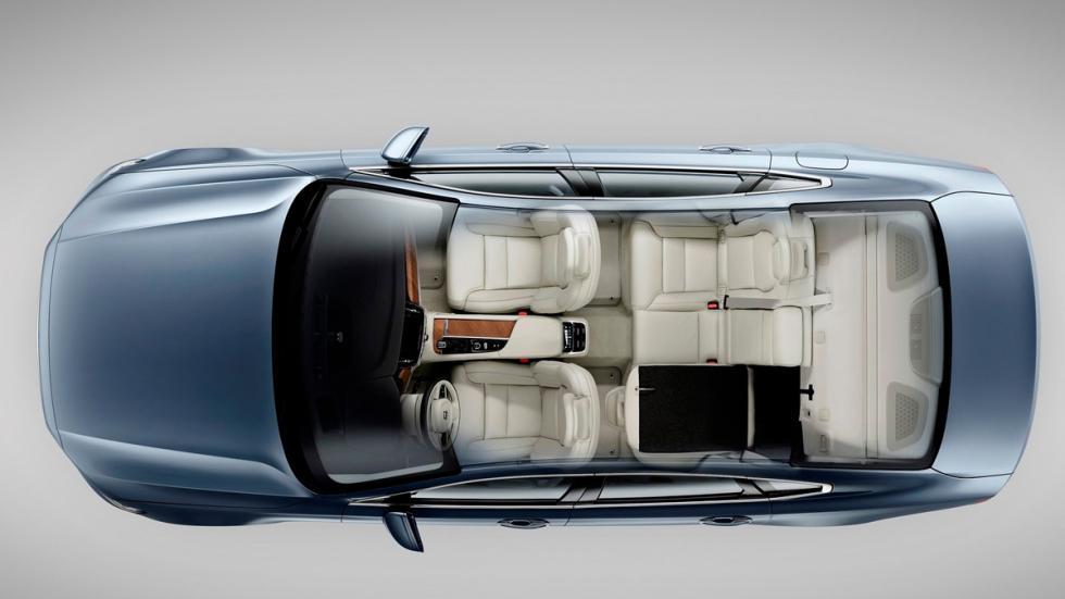 Volvo S90 techo