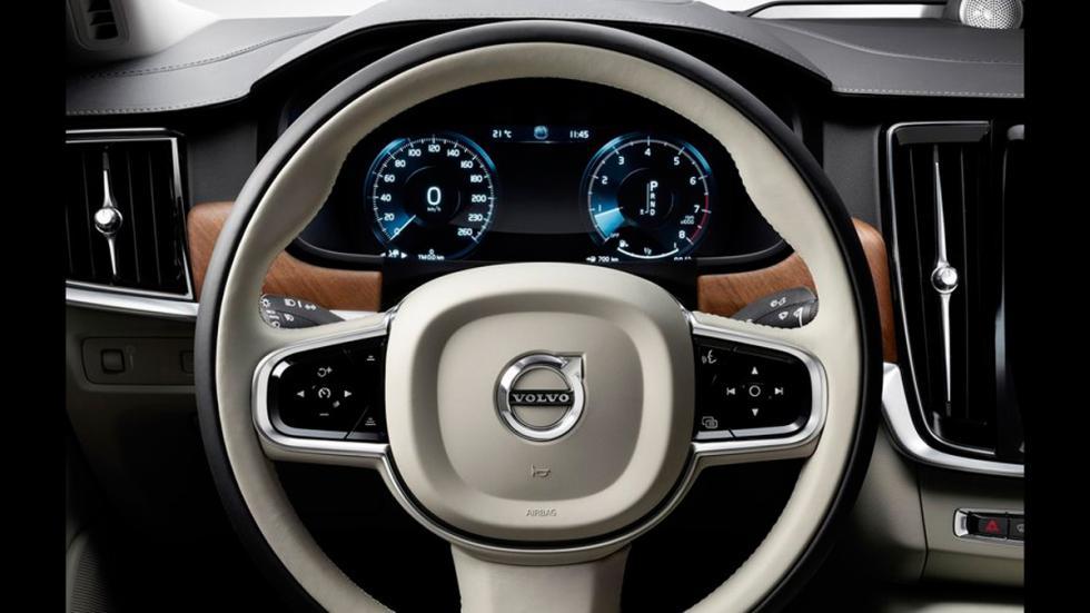 Volvo S90 volante