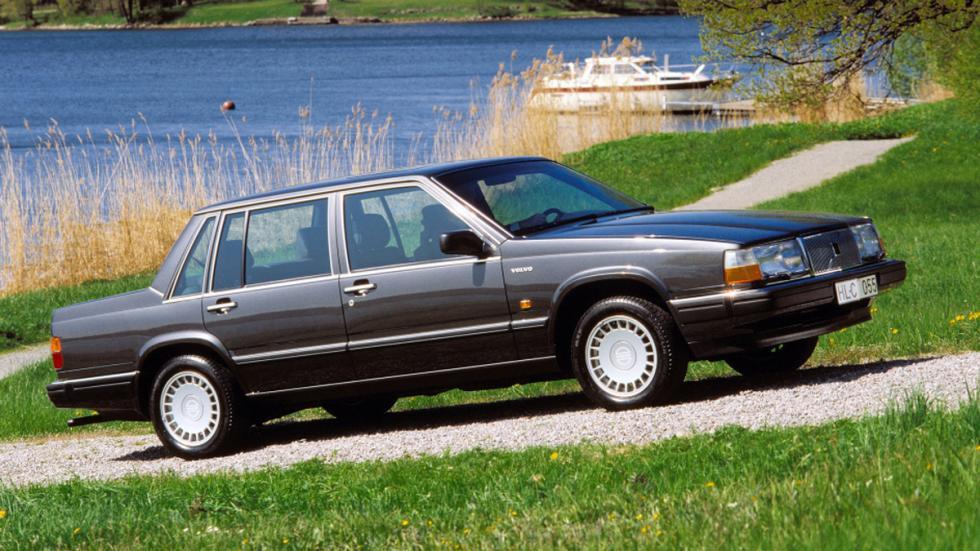 Volvo 760 restyling