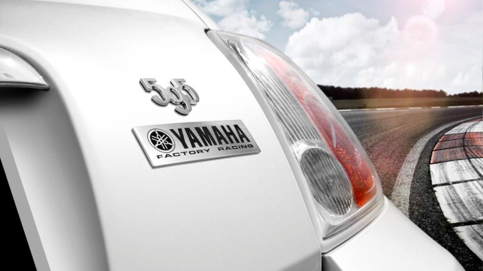 Abarth 595 Yamaha Factory Racing