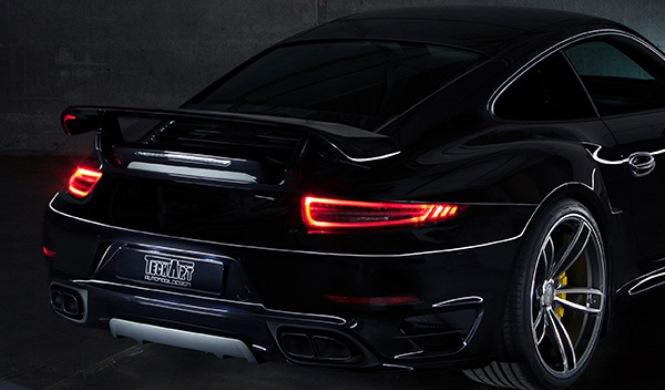 Porsche 911 Turbo by Techart