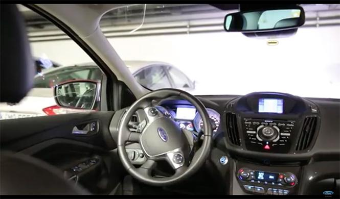 Ford Remote Park Assist 2
