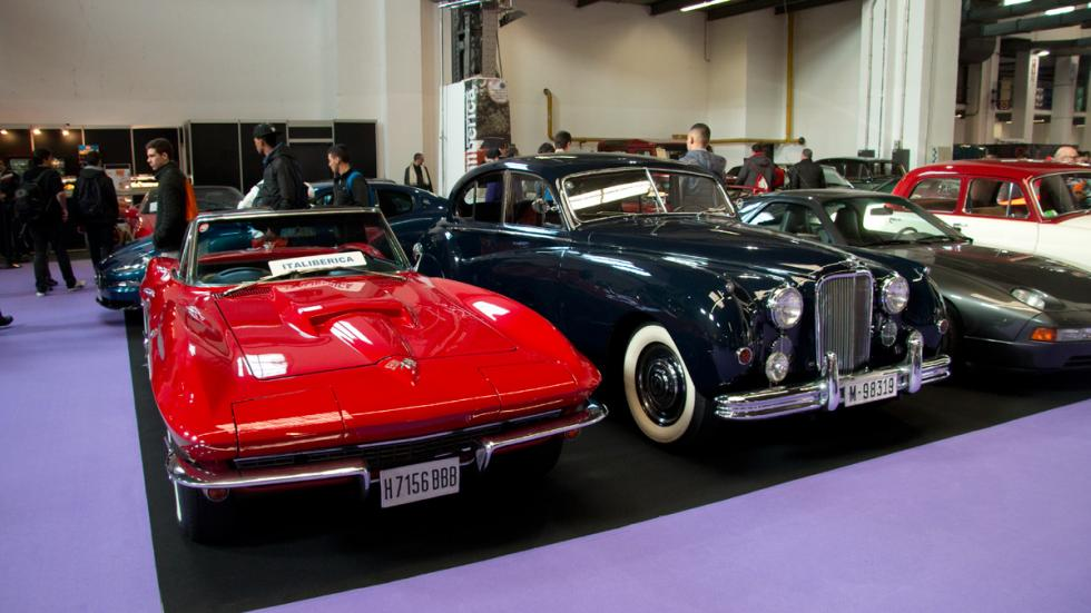 Auto Retro 2015 stingray