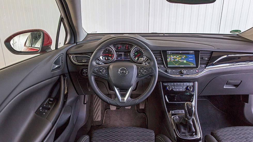 Opel Astra volante