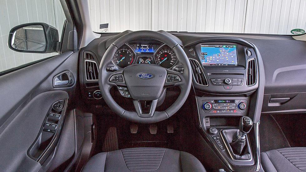 Ford Focus volante