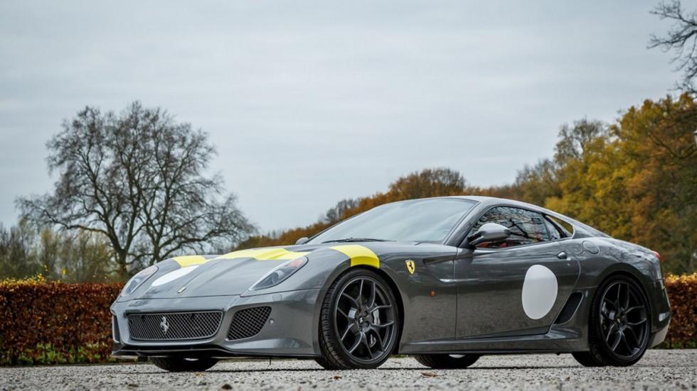 Ferrari 599 GTO venta