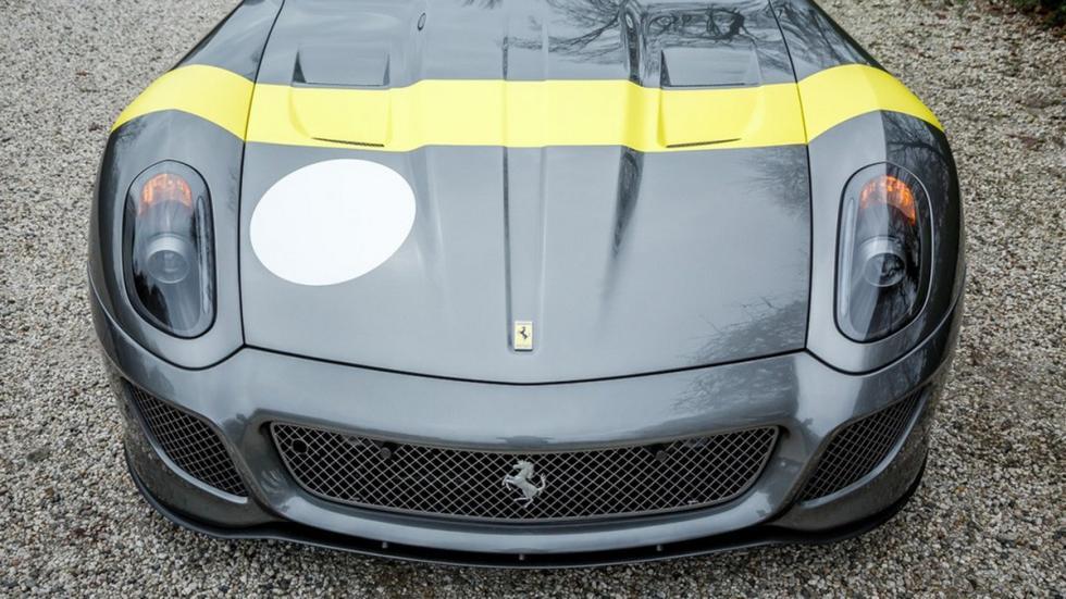 Ferrari 599 GTO venta historic