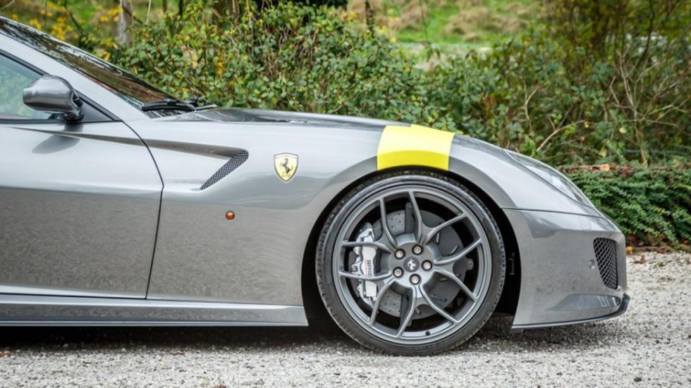 Ferrari 599 GTO venta llanta novitec