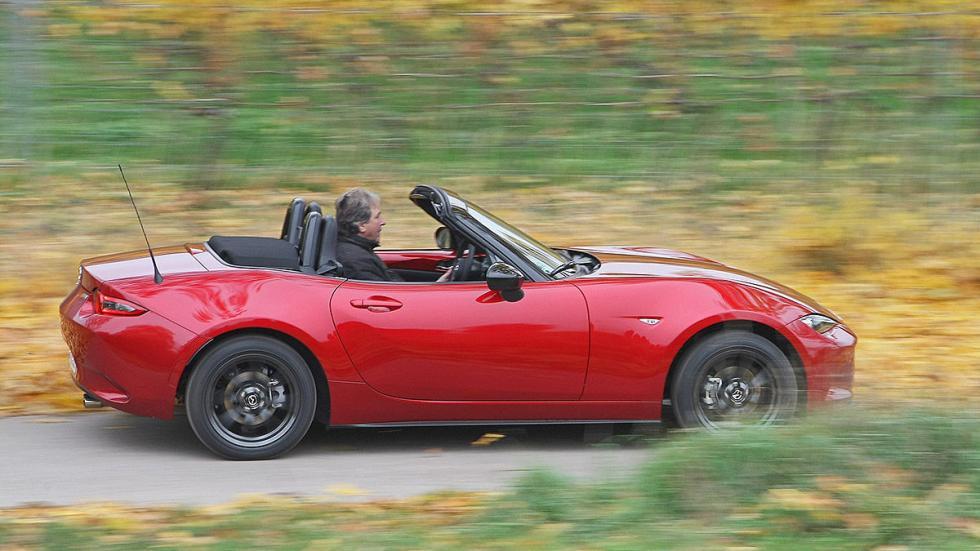 Mazda MX-5 barrido