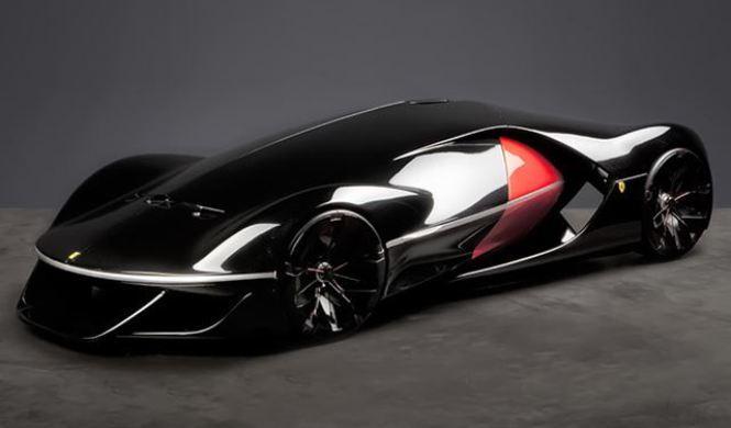 Concurso de diseño Ferrari