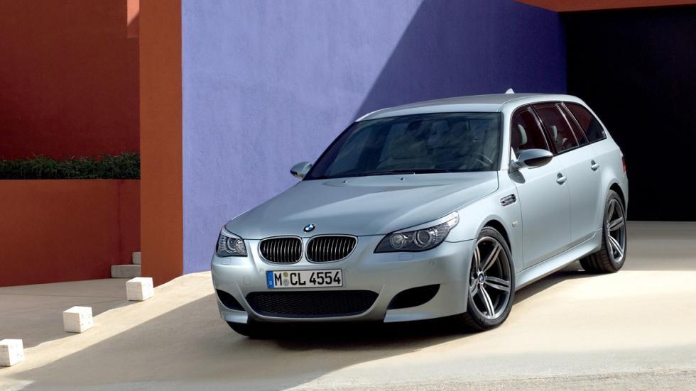 coches-lobo-piel-cordero-BMW-M5-E61